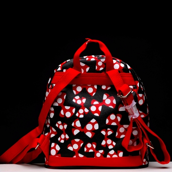 Minnie Mouse Bow Mini Backpack